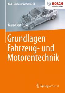 Buch Grundlagen Fahrzeug- und Motorentechnik